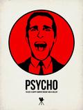 Psycho 2 Plastikskilte af Aron Stein