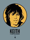 Keith Signes en plastique rigide par Aron Stein