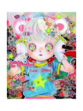 End of Sorrow Poster by Hikari Shimoda