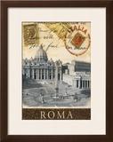 Destination Rome Prints by Tina Chaden