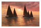 Dream Sails Prints by Diane Romanello