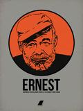 Ernest 1 Signes en plastique rigide par Aron Stein