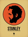 Stanley 2 Plastic Sign by Aron Stein