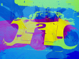 Porsche 917 Front End Plastic Sign by  NaxArt