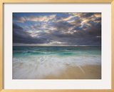 Sand and Sky Framed Photographic Print by Art Wolfe