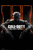 Call Of Duty Black Ops 3 Cover Panned Out Kunstdruck