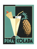 Pina Colada Print by Brian James