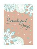 Beautiful Days Láminas por Susan Claire