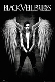Black Veil Brides Fallen Angel Plakater