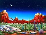 Red Rocks 5 Láminas por Andy Russell