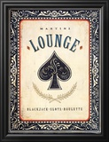 Lounge Spade Prints by Angela Staehling