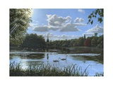 September Afternoon in Clumber Park Prints by Richard Harpum