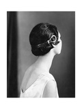 Vogue - October 1924 Regular Photographic Print by Edward Steichen