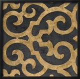 Lattice Ebony Art by  Regina-Andrew Design