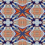 Modern Granada Giclee Print by  Graffi*tee Studios