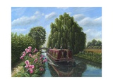 Mary Jane Chesterfield Canal Notts Posters by Richard Harpum