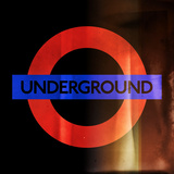 Subway and City Art - Underground London Photographic Print by Philippe Hugonnard