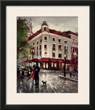 Welcome Embrace Posters by Brent Heighton