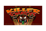 Attack of the Killer: Tomatoes Three Killer Tomatoes Poster
