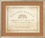 Chateau Renier Print by Angela Staehling