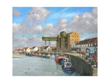 Crabbing - Wells Next to the Sea, Norfolk Prints by Richard Harpum
