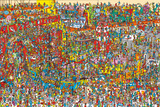 Where's Wally (Toys, Toys, Toys) Posters