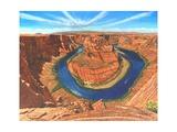 Horseshoe Bend Colorado River Arizona Posters by Richard Harpum
