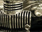 Chevy Front Grill Impression giclée par  Graffi*tee Studios