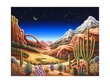 Heaven's Window Láminas por Andy Russell