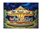 Carousel Dreams Prints by Andy Russell