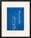Skateboard Patent 1980 Prints