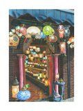 La Lampareria Albacin Granada Art par Richard Harpum