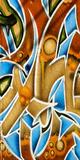 Graffiti Abstract 2 Giclee Print by  Graffi*tee Studios