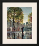 Boulevard Walk Prints by Brent Heighton