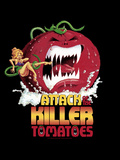 Attack of the Killer Tomatoes Movie Poster Kunstdrucke