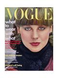 Vogue - August 1975 Photographic Print by Arthur Elgort