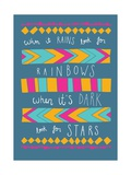 When it Rains Posters by Susan Claire