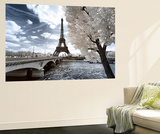 Another Look at Paris Wall Mural by Philippe Hugonnard