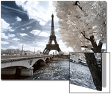 Another Look at Paris Print by Philippe Hugonnard