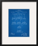 Brewing Beer Patent Prints