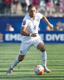 Soccer: Gold Cup-Third Place Match-Usa at Panama Foto av Bill Streicher