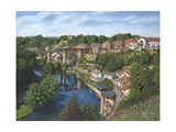 Knaresborough Yorkshire Art by Richard Harpum