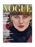 Vogue - August 1975 Premium Giclee Print by Arthur Elgort