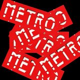 Paris Metro Signs Photographic Print by Philippe Hugonnard