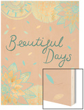 Beautiful Days Wood Print by Susan Claire