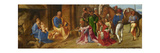 Adoration of the Magi, C.1490 Giclee Print by  Giorgione