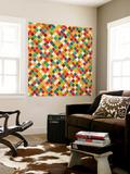 Mosaico Vægplakat af Sharon Turner