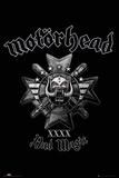 Motorhead Bad Magic Láminas