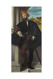 Portrait of a Man, 1526 Giclee Print by Moretto Da Brescia