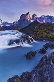 View from Salto Grande Photographic Print by Yan Zhang